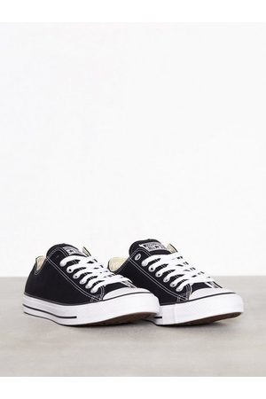 Converse All Star Canvas Ox Sneakers Svart