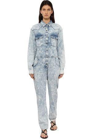 Gray UDENA JAMPSUIT  Isabel Marant Étoile  Jumpsuit - Dameklær er billig