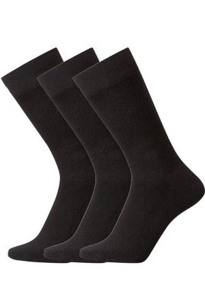 Claudio 3-pakning Rib Heavy Cotton Socks * Fri Frakt
