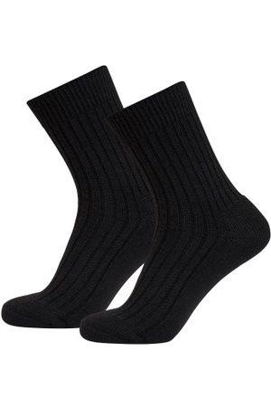 Claudio Herre Sokker - 2-pakning Wool Terry Socks * Fri Frakt