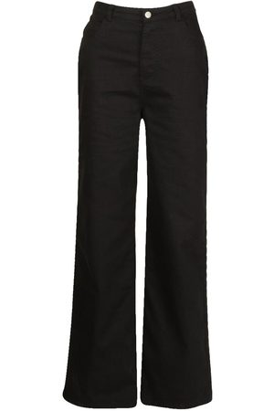 Boohoo Tall High Rise Wide Leg Jeans