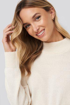 NA-KD Dame Gensere - High Neck Sweater