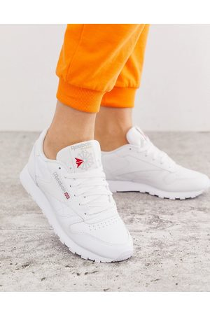 Vintage Reebok Princess White Classic Leather Shoes Sneakers