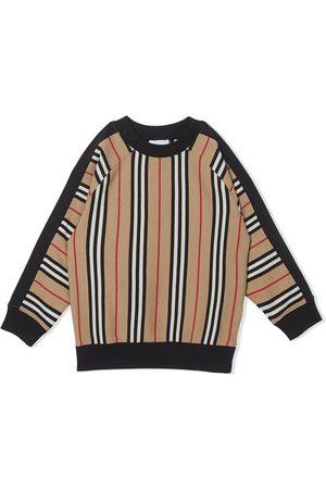 Burberry Icon stripe sweatshirt