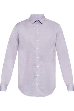 Armani Embroidered shirt