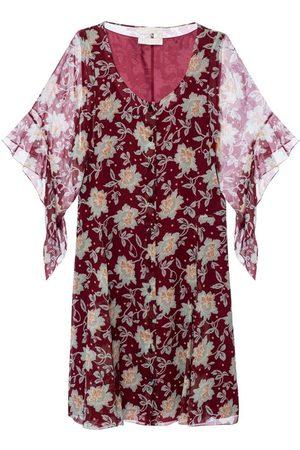 Chloé Floral-printed dress