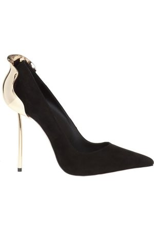 LE SILLA 'Petalo' embellished stiletto pumps