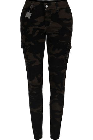 S.o.s Jeans Tech stretch mimetic, army cargo pants
