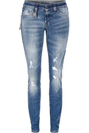 S.O.S JEANS X-Fit Stretch 1978 6-År & Pearls
