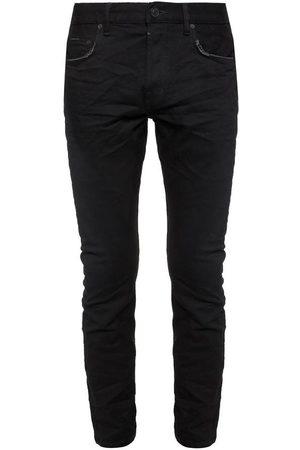 AllSaints Cigarette' raw edge jeans