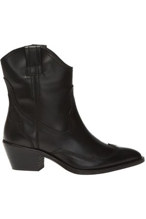 AllSaints 'Shira' heeled ankle boots