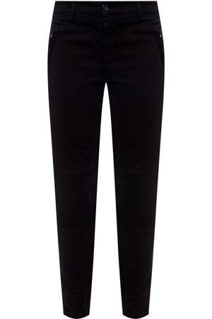 Nº21 Gathered jeans