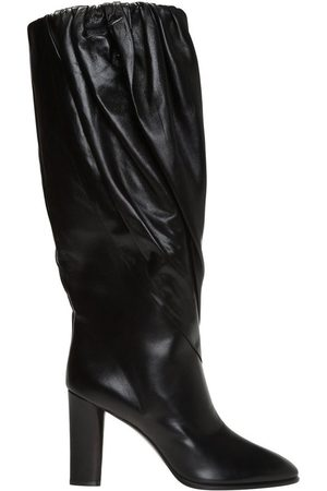 Givenchy Dame Høye støvletter - Ruched knee-high boots