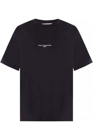 Stella Mccartney Dame Kortermede - Logo-printed T-shirt