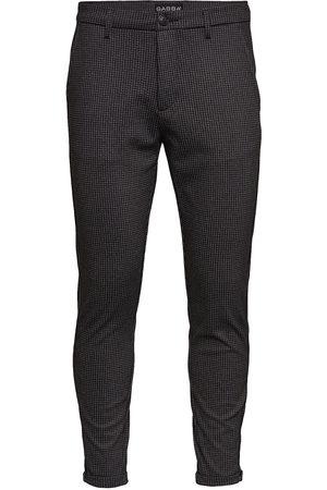 Gabba Pisa Kd3920 Black Hound Pant Dressbukser Formelle Bukser
