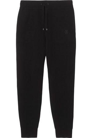 Burberry Monogram track pants