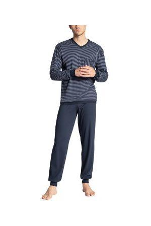 Calida Herre Pyjamaser - Relax Streamline Pyjama With Cuff * Fri Frakt