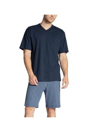 Calida Herre Pyjamaser - Relax Imprint Short Pyjama * Fri Frakt