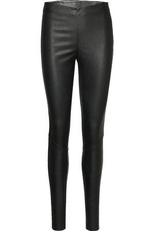 YAS Zeba Stretch Leather Legging Noos Leather Leggings/Bukser