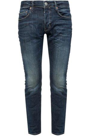 AllSaints Herre Skinny - Cigarette' raw edge jeans