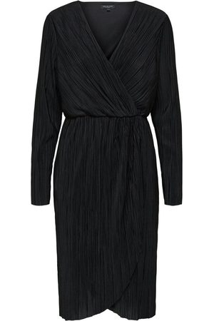 Selected Kleid Midi Wickel