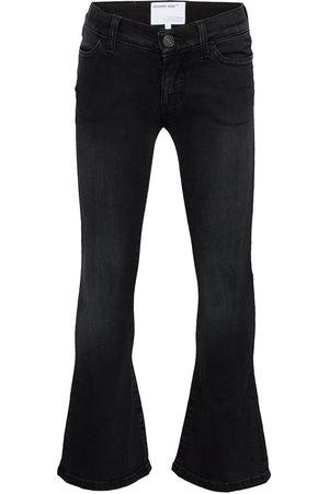 Designers Remix G Mosi Flare Jeans Svart