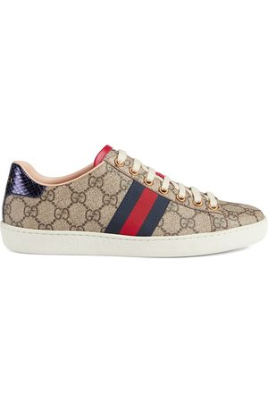 Gucci Dame Sneakers - Ace GG Supreme sneakers