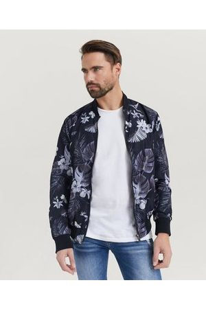 William Baxter Bomberjakke Flower Bomber Jacket