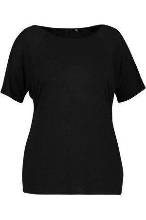 Boohoo Plus Active Jersey Gym T-Shirt
