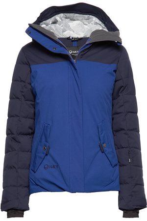 Halti Dame Vinterjakker - Kilta W Dx Warm Ski Jacket Outerwear Sport Jackets Padded Jacket