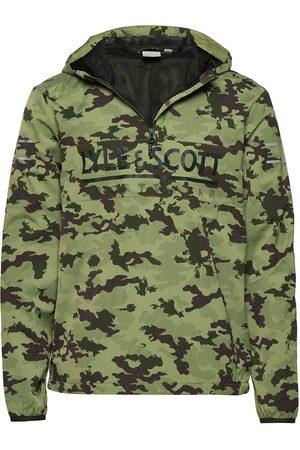 Lyle & Scott Oth Anorak Outerwear Jackets Anoraks Grønn