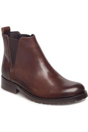 Royal RepubliQ Dame Chelsea boots - Ave Chelsea Støvletter Chelsea Boot Brun
