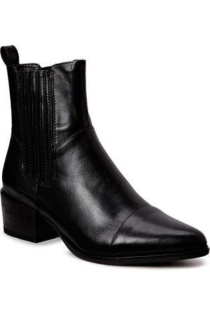 Vagabond Marja Shoes Boots Ankle Boots Ankle Boots With Heel