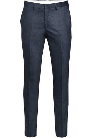 Selected Slhslim-Mylostate Flex Bl Str Trs B Noos Dressbukser Formelle Bukser Blå