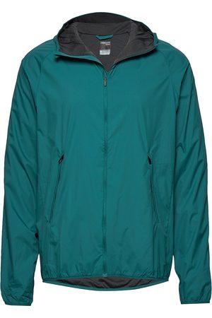 Icebreaker Mens Coriolis Ii Hooded Windbreaker Outerwear Sport Jackets Grønn