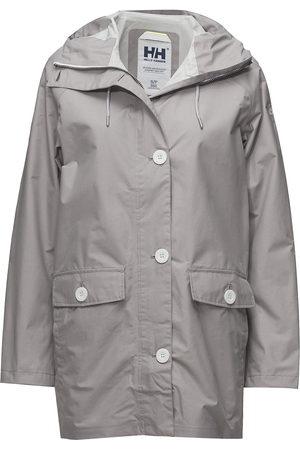 Helly Hansen Dame Jakker - W Elements Raincoat Outerwear Sport Jackets
