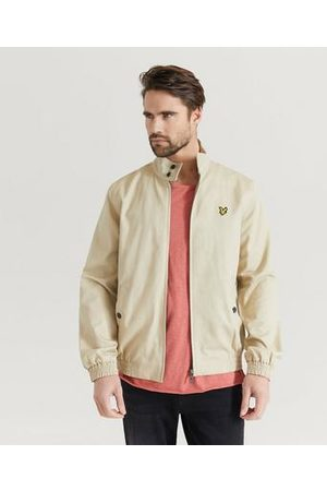 Lyle & Scott Jakke Harrington Jacket Natur