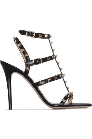VALENTINO Dame Sandaler - Garavani Rockstud 110mm sandals