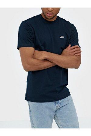Vans Herre Singleter - Left Chest Logo Tee T-skjorter og singleter Navy