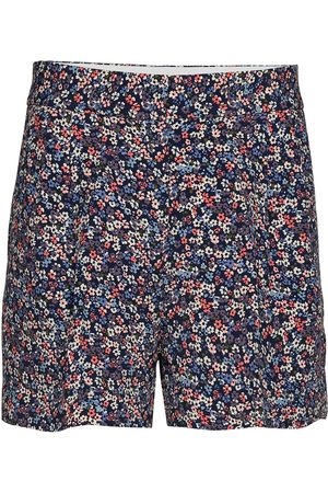 Michael Kors Dainty Bloom Short Shorts Flowy Shorts/Casual Shorts Multi/mønstret