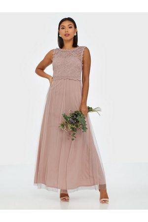 Vila Vilynnea Maxi Dress - Noos Lys