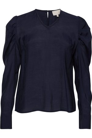 Minus Zaranda Blouse T-shirts & Tops Long-sleeved