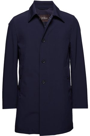 Oscar Jacobson Johnsson Coat Trench Coat Kåpe