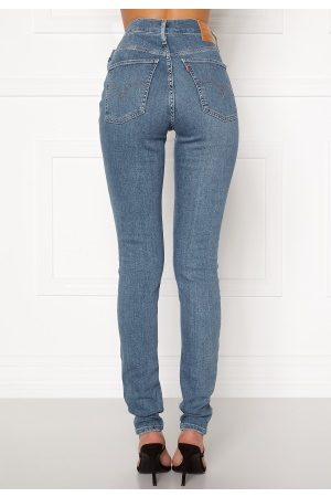 Levi's Mile High Super Skinny Better Safte Than 27/32
