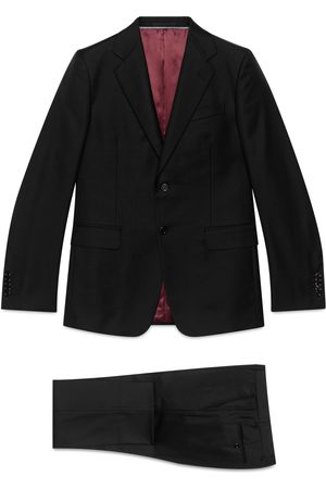 Gucci London wool suit