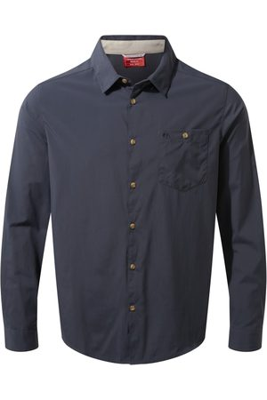 Craghoppers Men's Nosilife Nuoro Long Sleeved Shirt