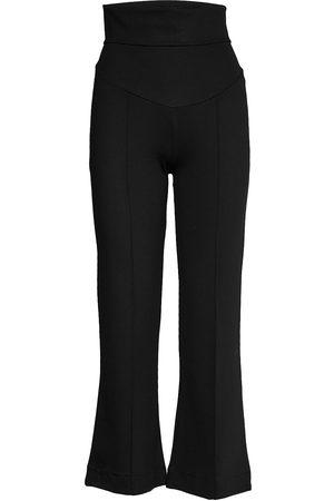 BOOB DESIGN Once-On-Never-Off Cropped Pants Vide Bukser
