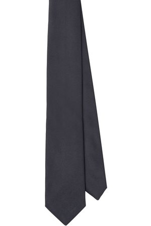 Prada Herre Slips - Embroidered logo tie