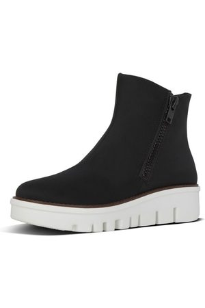 FitFlop Chunky Zip Ankle Boot