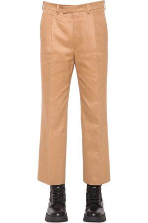 Prada Herre Chinos - 24cm Japanese Cotton Chino Pants